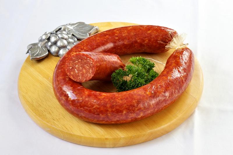 hausmacher–grobe–teewurst