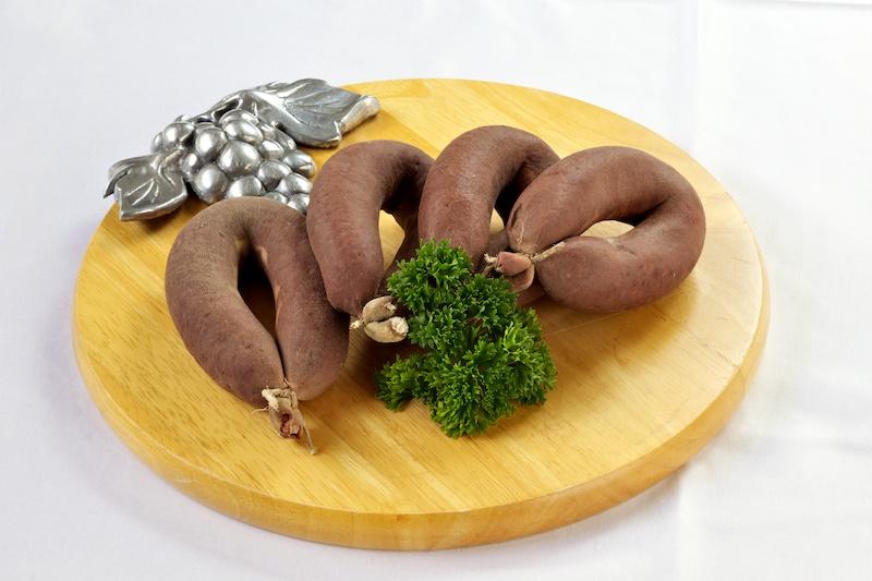 schlesische–buchweizengrutzwurst